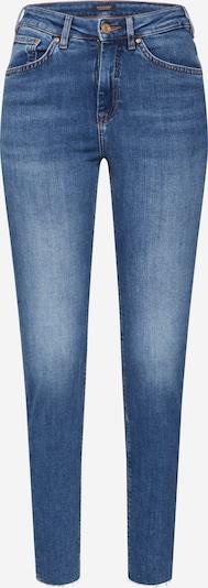 SCOTCH & SODA Jeans 'Haut cropped - Blue Treasure' in blau, Produktansicht