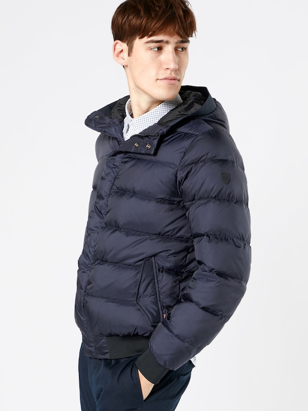 SCOTCH & SODA Bomber-Daunenjacke 'Quilted down'