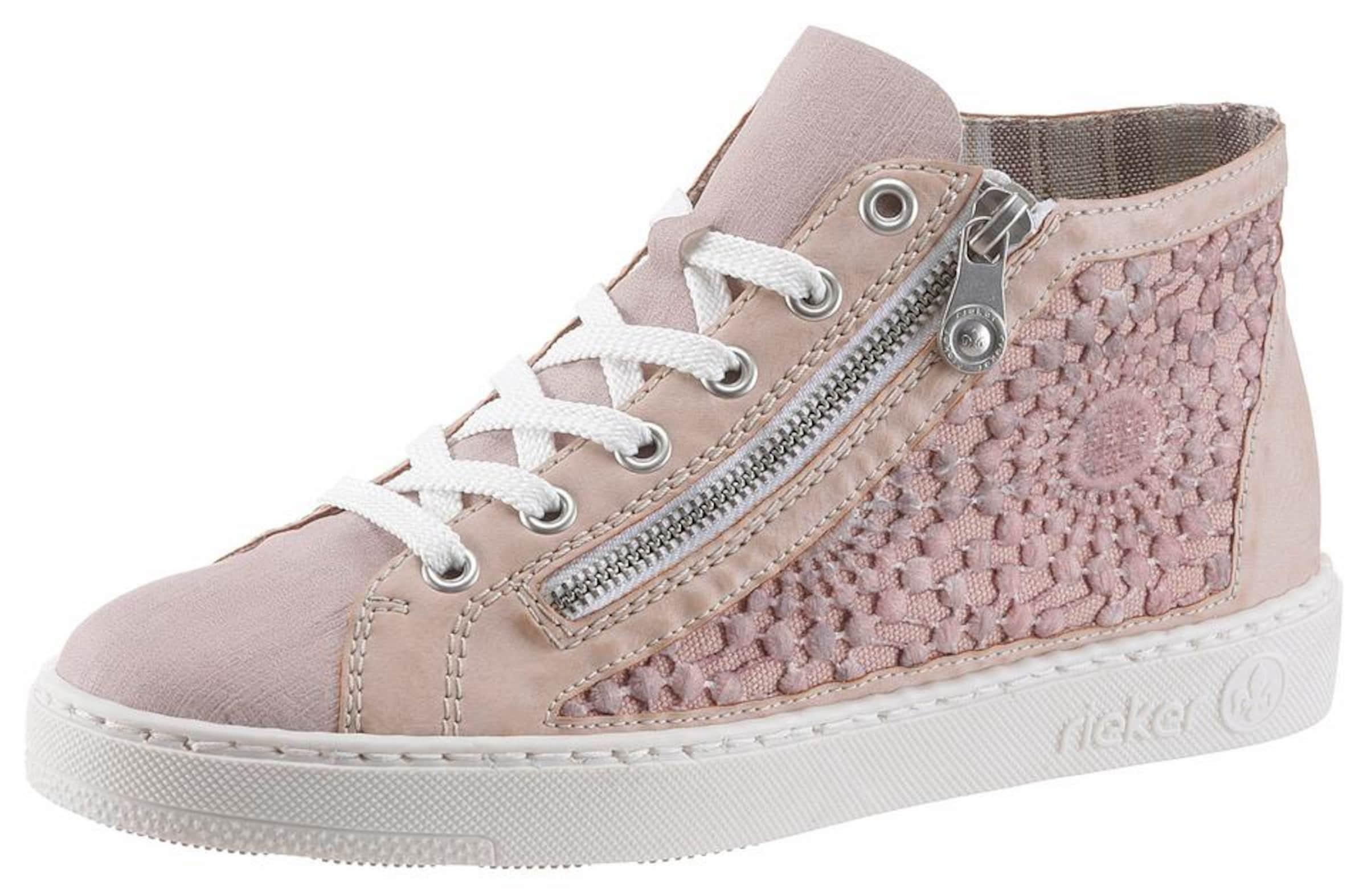 RIEKER Sneaker mit Spitze Günstige und langlebige Schuhe