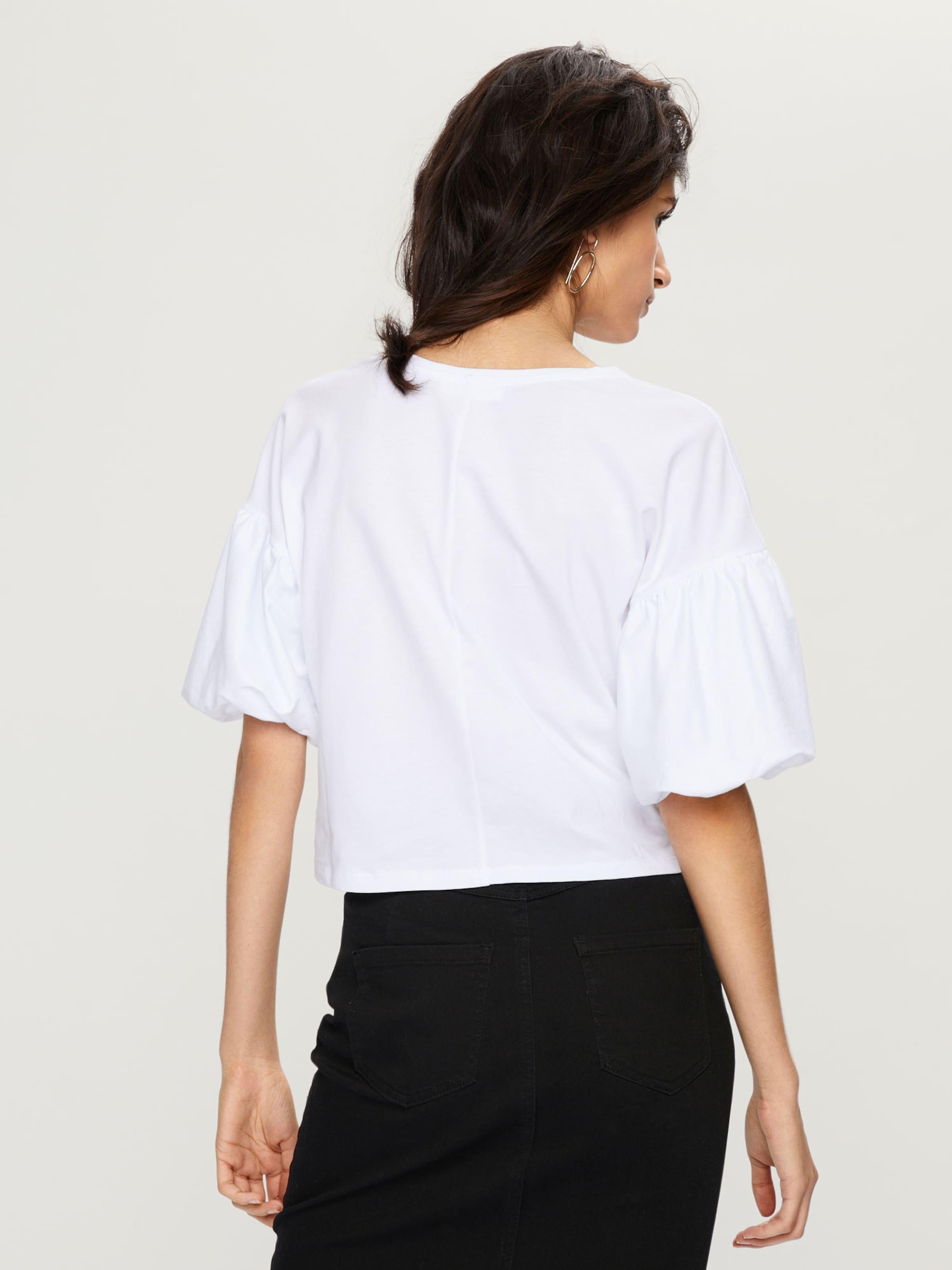 Blanc Edited 'raja' En T shirt E9WHD2I