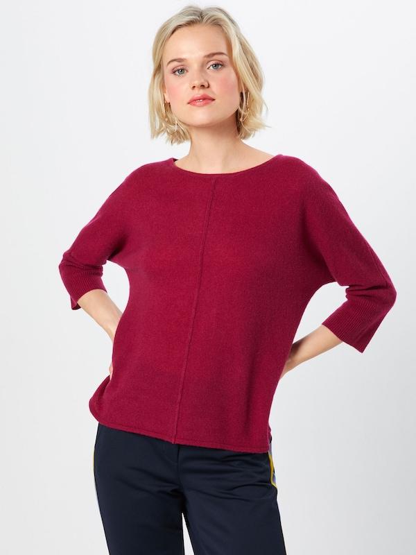 COMMA Pullover in bordeaux  Neue Kleidung in dieser Saison Saison Saison eeec00