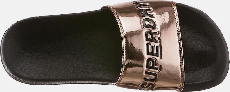 Superdry Pantolette Pantolette Pantolette Verschleißfeste billige Schuhe Hohe Qualität a10359