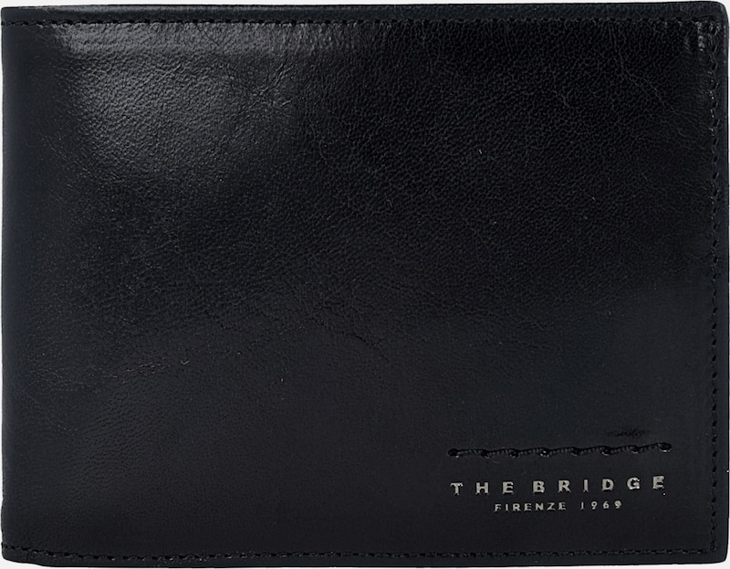 The Bridge Fitzroy Wallet Leather 13 Cm