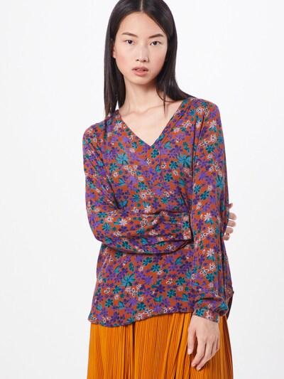 Kaffe Tunika 'KAhadi Amber' w kolorze mieszane kolorym, Podgląd na modelu(-ce)