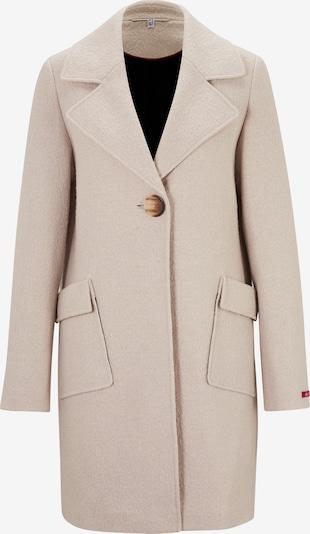 Demisezoninis paltas iš heine , spalva - smėlio, Prekių apžvalga