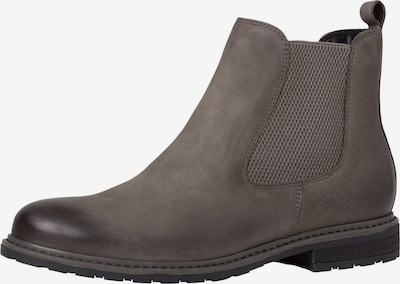 TAMARIS Chelsea boots in taupe, Item view
