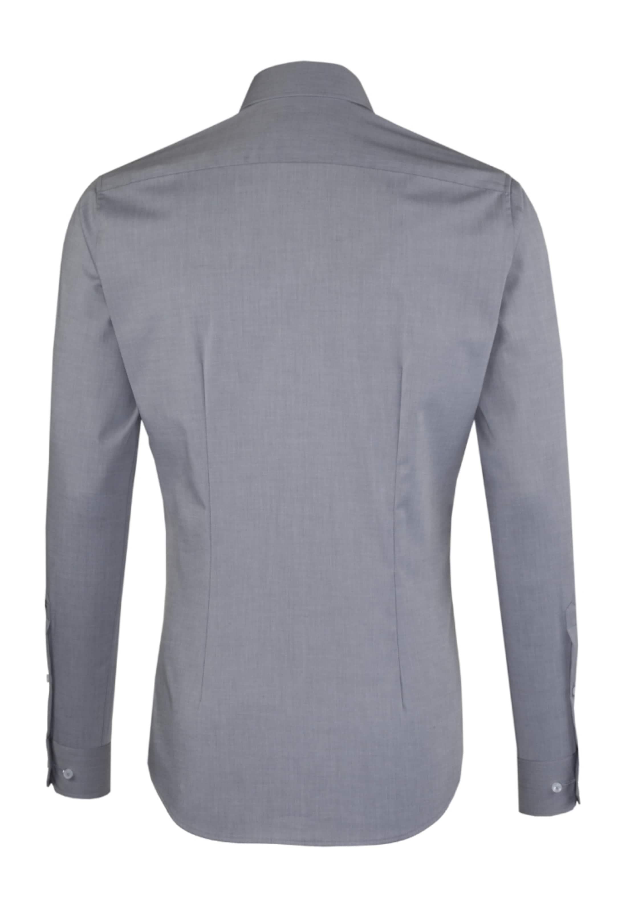 City ' Seidensticker Grau In hemd X slim XuwPZiTOkl
