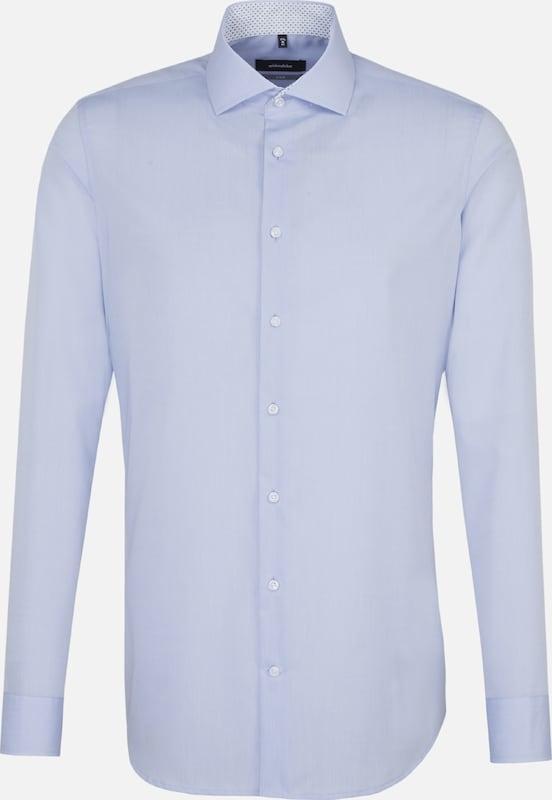SEIDENSTICKER Hemd 'X-Slim' in hellblau  Mode neue Kleidung