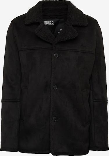 INDICODE JEANS Tussenjas in de kleur Zwart, Productweergave