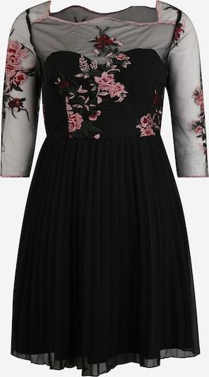 Chi Chi Curve Kleid 'Adalee' in schwarz, Produktansicht