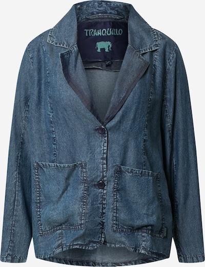 Tranquillo Blazer 'Jara' in blau, Produktansicht