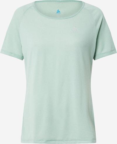 ODLO T-shirt fonctionnel 'MILLENNIUM ELEMENT' en menthe, Vue avec produit
