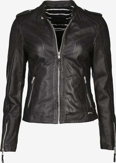 MUSTANG Lederjacke 'Nila' in schwarz, Produktansicht