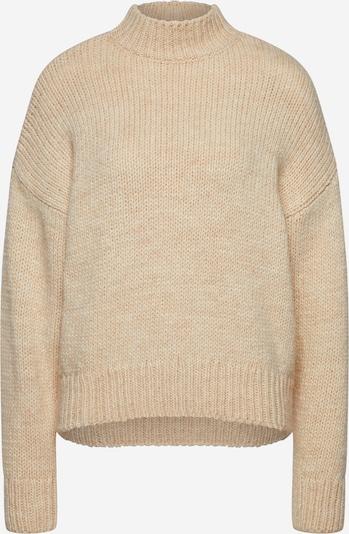 EDITED Pullover 'Kia' in beige: Frontalansicht