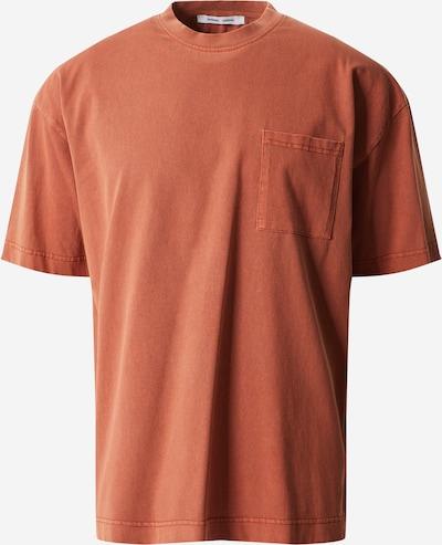 Samsoe Samsoe Shirt 'Ratan 9914' in rostrot, Produktansicht