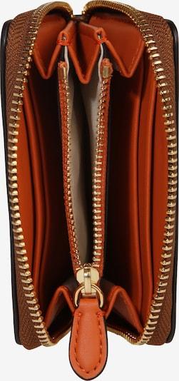 Lauren Ralph Lauren Kukkaro värissä ruskea / oranssi, Tuotenäkymä