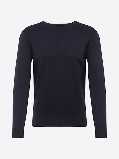 TOM TAILOR Pullover in navy, Produktansicht