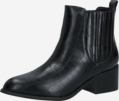 GLAMOROUS Chelsea škornji | črna barva, Prikaz izdelka