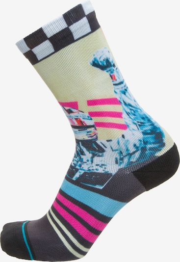 Stance Socken 'Global Player' in mischfarben, Produktansicht