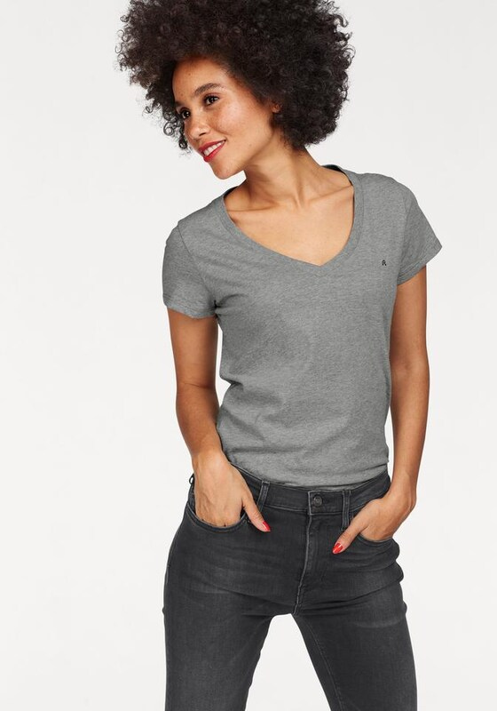 REPLAY T-Shirt (Packung, 2 tlg.)