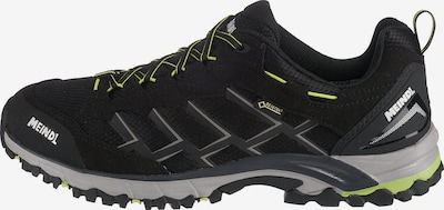 MEINDL Lage schoen 'Caribe GTX' in de kleur Grijs / Appel / Zwart, Productweergave