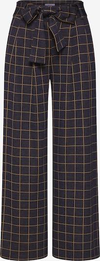 MOSS COPENHAGEN Broek 'Ember ellu Pants' in de kleur Geel / Zwart, Productweergave