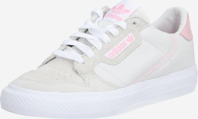 ADIDAS ORIGINALS Sneaker 'Continental' in grau / pink / weiß, Produktansicht