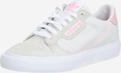 Sneaker low 'Continental' ADIDAS ORIGINALS pe gri / roz / alb, Vizualizare produs