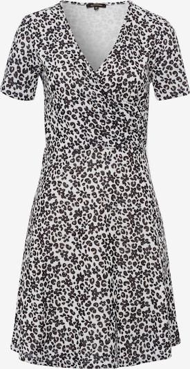 MORE & MORE Kleid in hellblau / dunkelbraun / pastellpink / weiß, Produktansicht