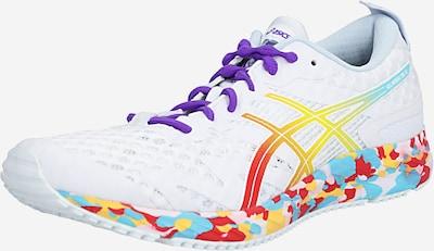 ASICS Sport-Schuh 'GEL-NOOSA TRI 12' in hellblau / lila / rot / weiß, Produktansicht