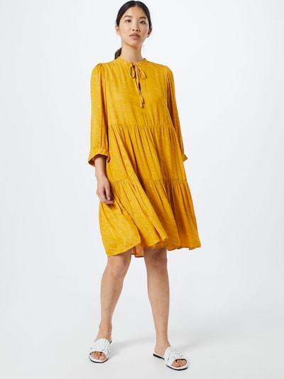 Gestuz Kleid 'Vanaya' in gelb, Modelansicht