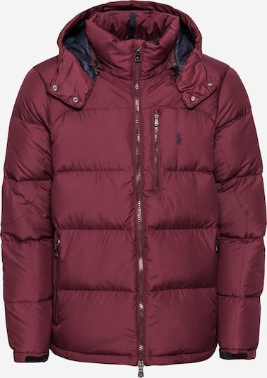 POLO RALPH LAUREN Zimní bunda 'NYLON RIPSTOP-EL CAP' - vínově červená, Produkt