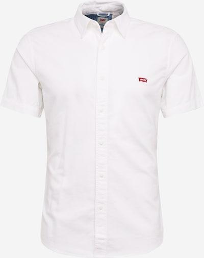 LEVI'S Hemd 'SS BATTERY HM SLIM' in weiß, Produktansicht