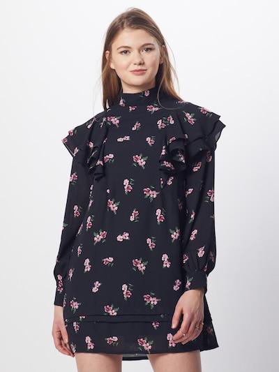 Fashion Union Kleid  'SUNNY' in schwarz, Modelansicht