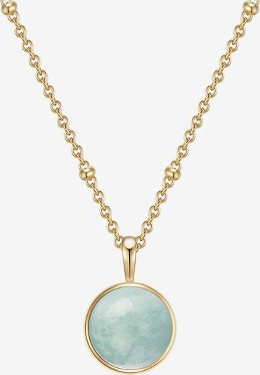 Glanzstücke München Kette in opal / gold, Produktansicht
