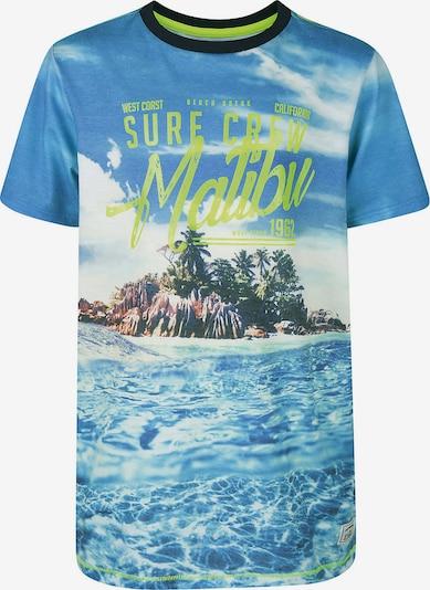 WE Fashion T-Shirt in blau, Produktansicht