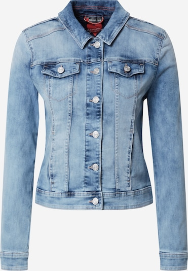 STREET ONE Jeansjacke 'Roxana' in blue denim, Produktansicht