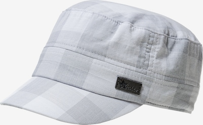 STERNTALER Cap in hellgrau / weiß, Produktansicht