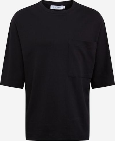 NU-IN Shirt in schwarz, Produktansicht