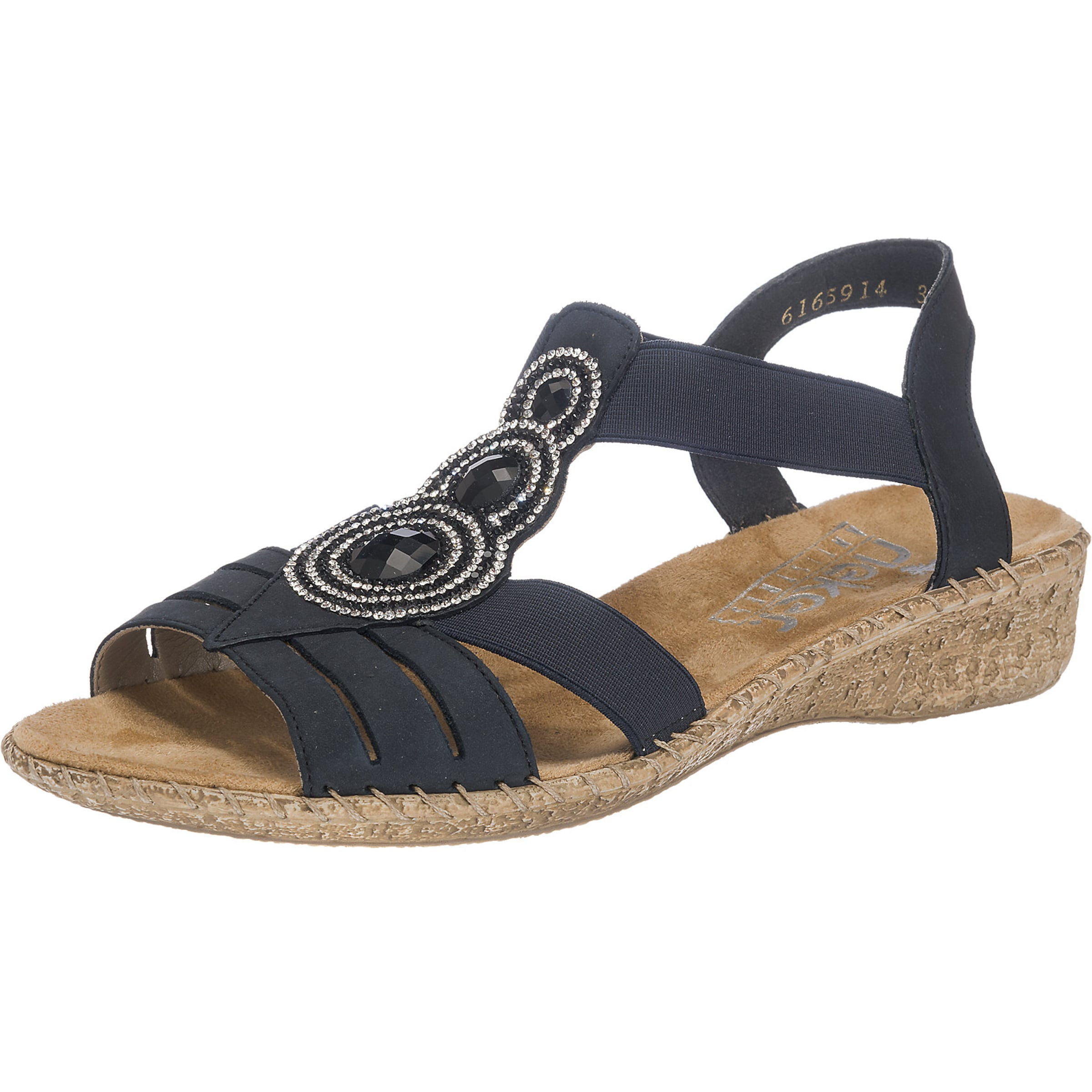 Sandales Avec Ceinture Caban Rieker