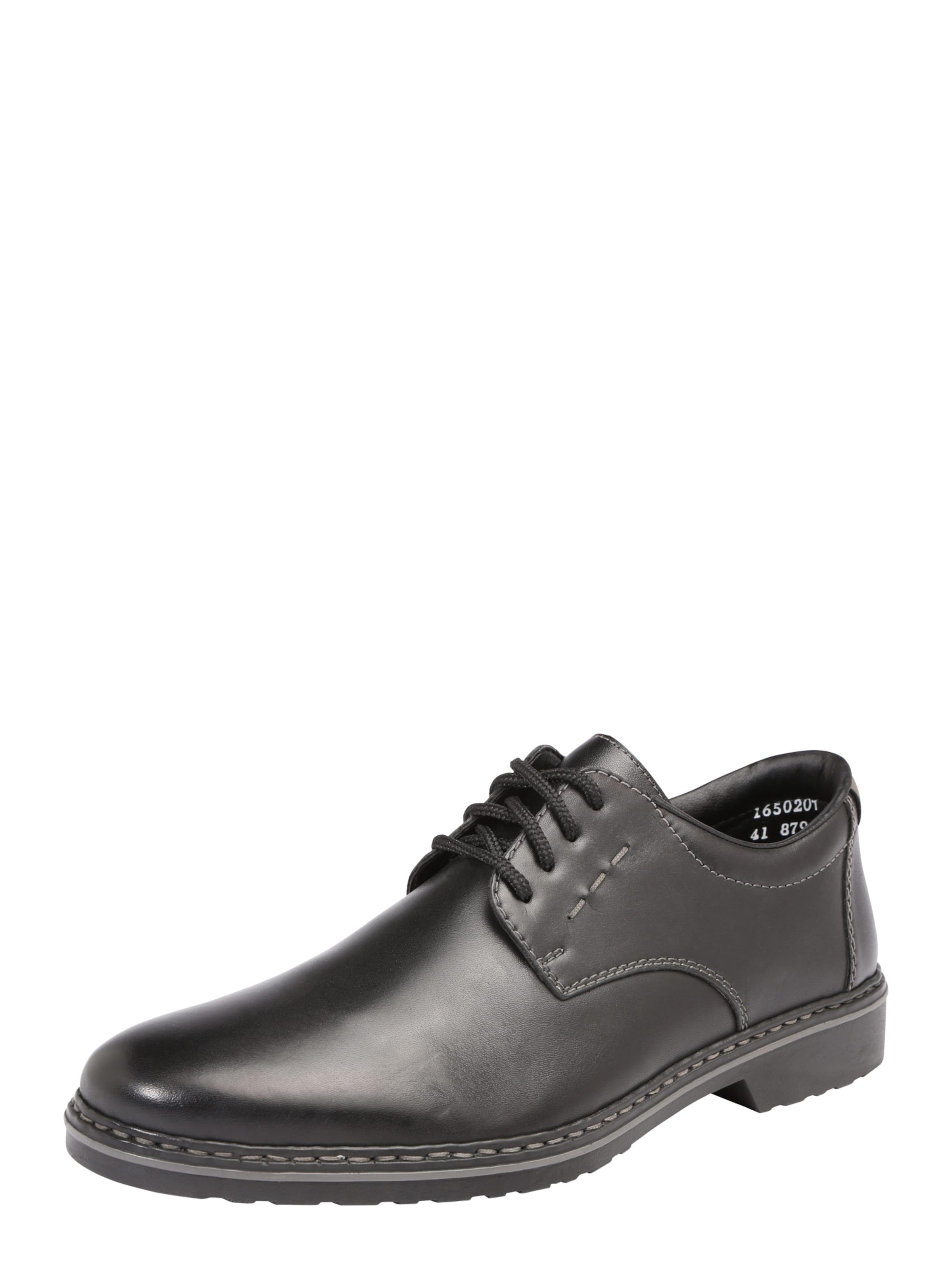 Haltbare Mode billige Schuhe RIEKER | Schnürschuhe mit Schockabsorption Schuhe Gut getragene Schuhe