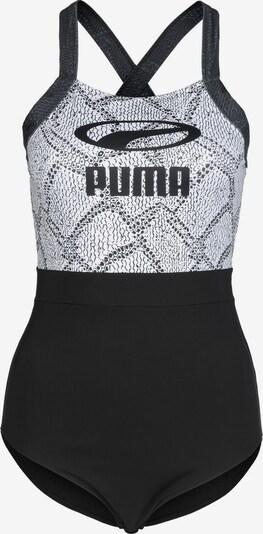PUMA Body 'Snake' in schwarz / weiß, Produktansicht