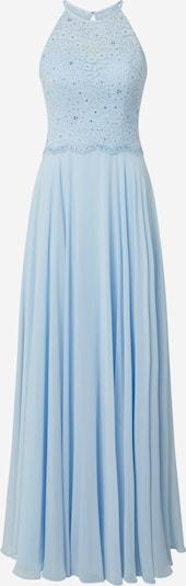 Rochie de seară MAGIC NIGHTS pe albastru deschis, Vizualizare produs