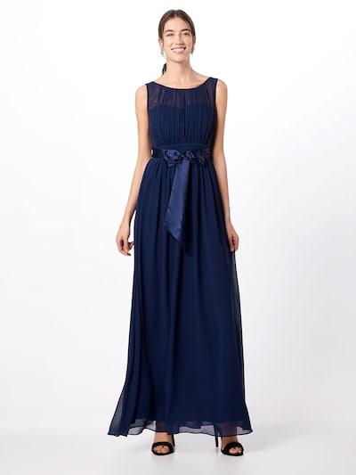 Vakarinė suknelė iš Dorothy Perkins , spalva - tamsiai mėlyna: Vaizdas iš priekio