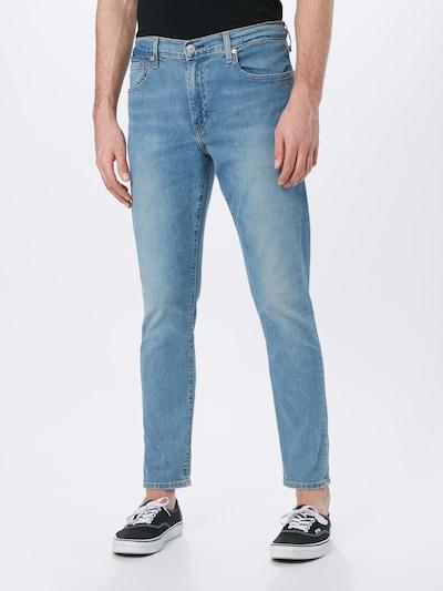 LEVI'S Jean en bleu denim, Vue avec modèle