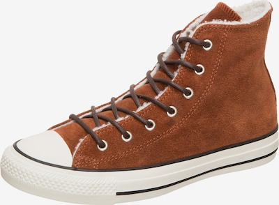 CONVERSE Sneaker in cognac / weiß, Produktansicht
