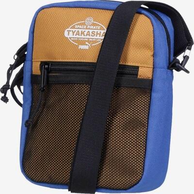 PUMA Umhängetasche 'X Tyakasha' in sand / blau / schwarz, Produktansicht