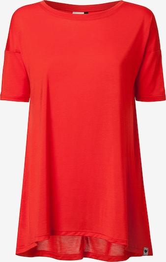 LOVJOI T-Shirt ' Meadowfoam ' in melone, Produktansicht
