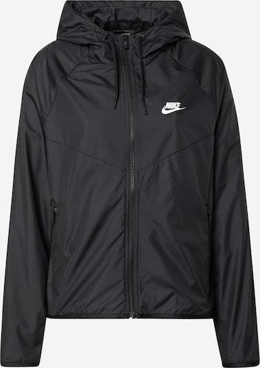 Nike Sportswear Windbreaker in schwarz, Produktansicht