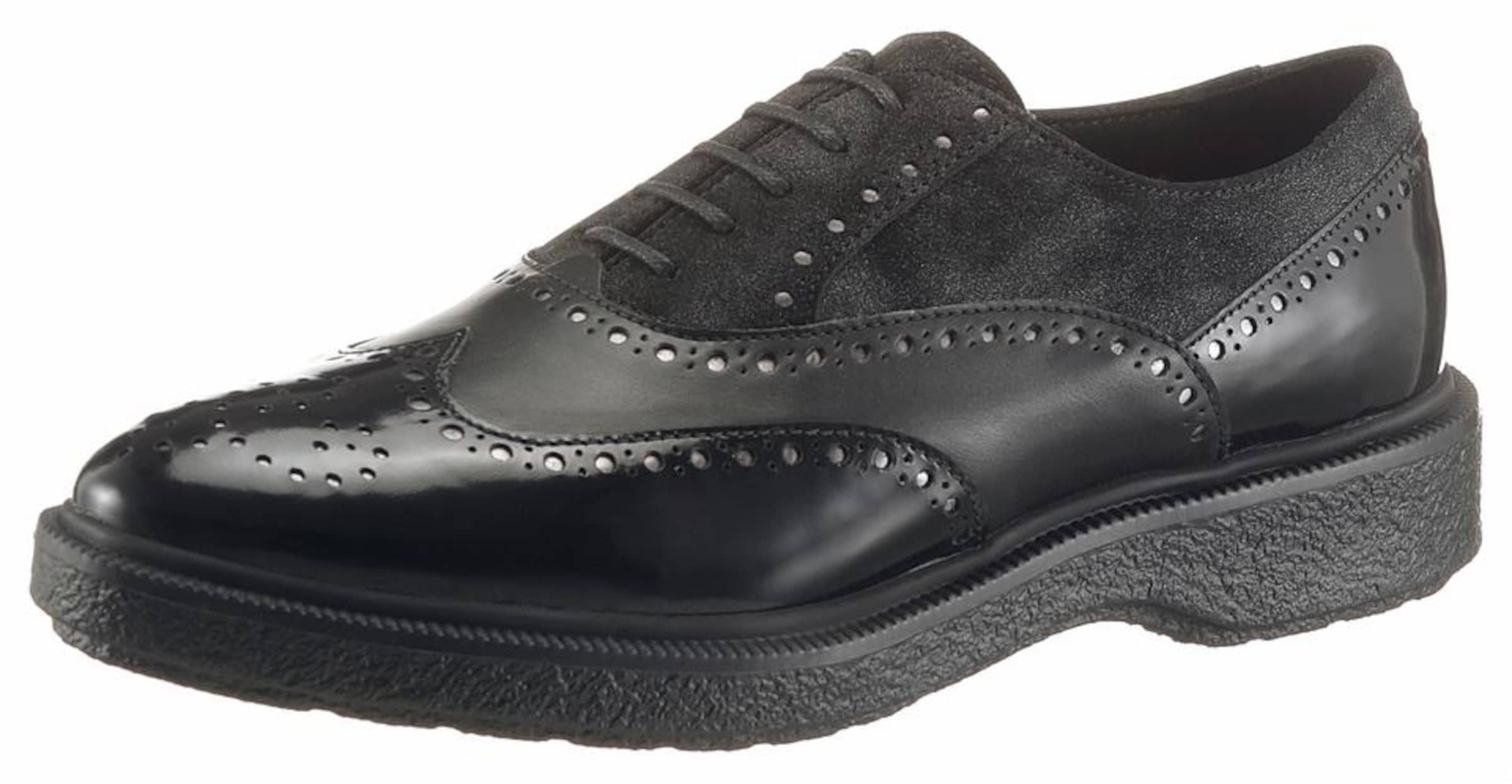 GEOX Schnürschuh Günstige und langlebige Schuhe